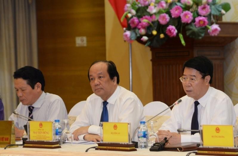 """Chung cư 5C báo Công an Nhân dân """"10 năm dang dở"""" Thứ trưởng Bộ Công an nói gì?"""
