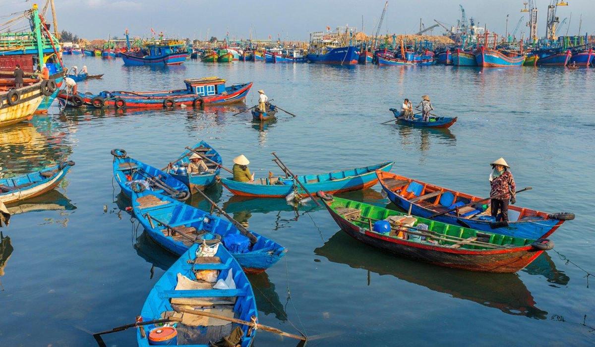 Phóng viên nước ngoài với trải nghiệm khó quên trên biển Quy Nhơn