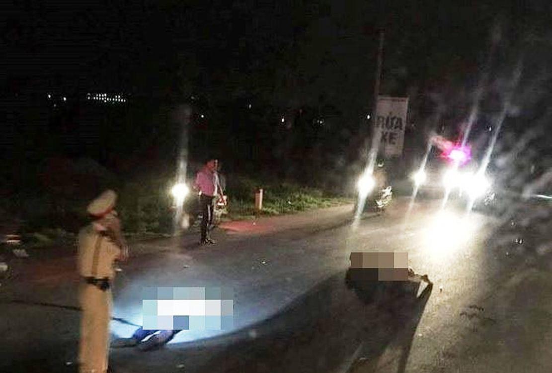 """Một chiến sĩ CSGT Nghệ An bị trọng thương khi gặp """"quái xế"""""""