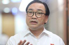 Bí thư Thành ủy Hà Nội nói gì sau khi ông chủ Nhật Cường mobile bị truy nã