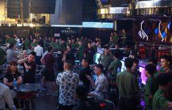 Vũ trường lớn nhất Đà Nẵng bị công an đột kích, 75 người dương tính ma túy