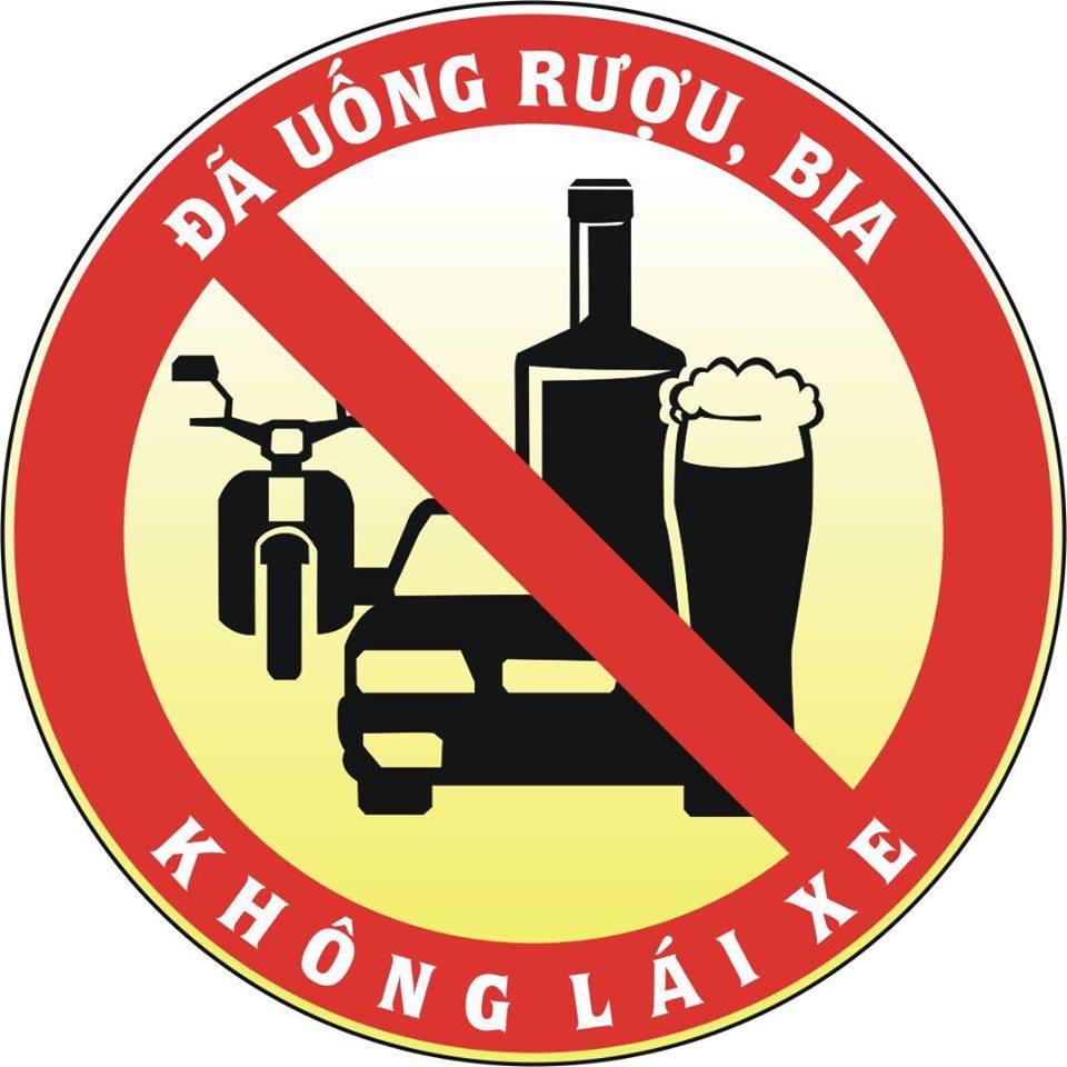 Đã uống rượu beer không lái xe