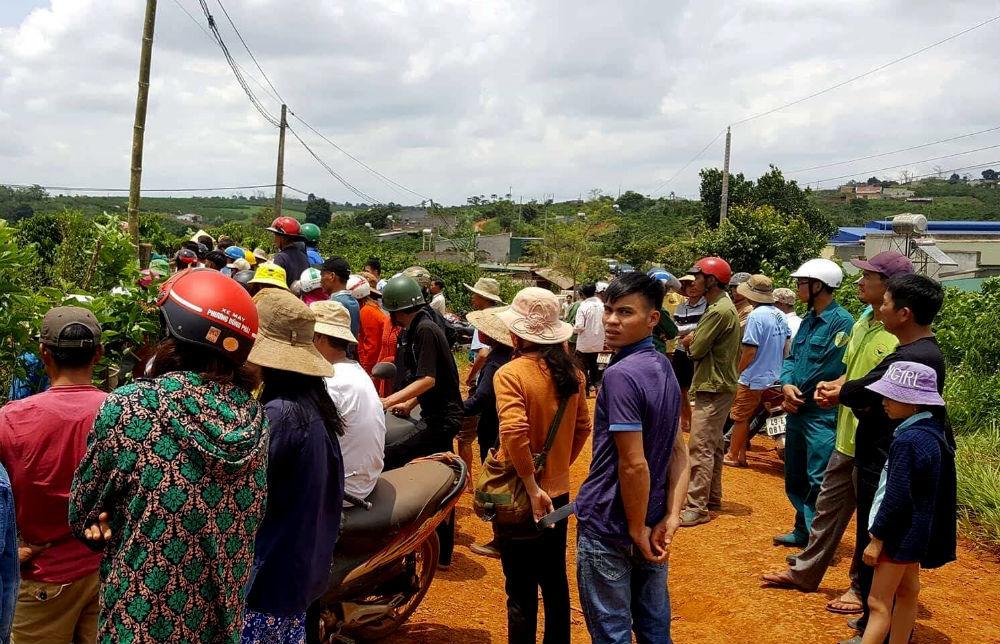 Qua nhà hàng xóm chơi, 3 bà cháu ở Lâm Đồng bị sát hại phi tang xác