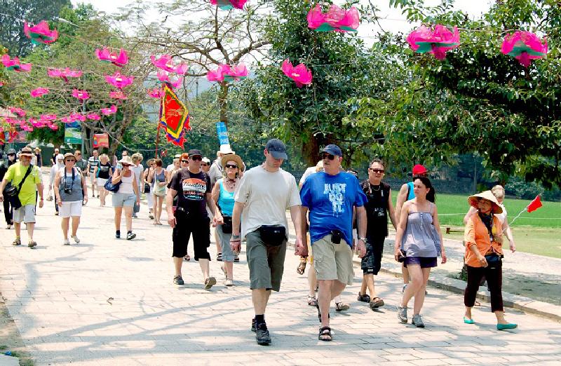 Thống kê khách du lịch Quốc tế đến Việt Nam trong tháng 3 năm 2019