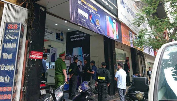 Khởi tố bắt tạm giam ông Bùi Quang Huy tổng giám đốc công ty Nhật Cường