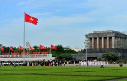 Lăng chủ tịch Hồ Chí Minh (Bác Hồ) – Hà Nội