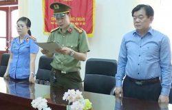 Lời khai khó tin của ông Hoàng Tiến Đức Giám đốc Sở Giáo dục tỉnh Sơn La