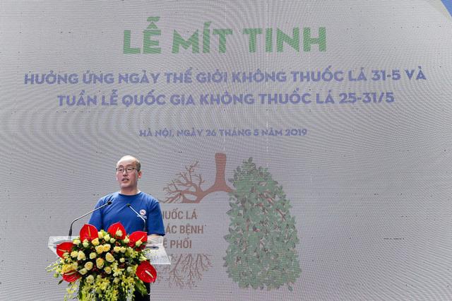 """Làm tăng 22 lần mắc ung thư phổi, """"Sát thủ"""" 95 triệu người Việt tiếp xúc hàng ngày"""