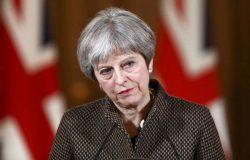 Thủ tướng Anh Theresa May tuyên bố từ chức từ 7/6/2019