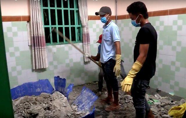 """Vụ xác người trong khối bê tông ở Bình Dương: 2 nạn nhân bị giết là do """"quỷ nhập hồn"""""""