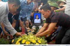 """Trang facebook mang tên """"Công an Nghệ An Online"""" ghép ảnh tung tin nữ sinh thiệt mạng vì tai nạn giao thông"""