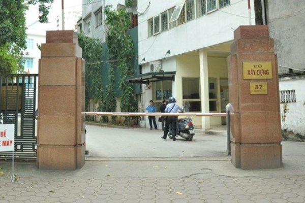 Tất cả cán bộ của đoàn thanh tra Bộ Xây dựng đang bị Công an Vĩnh Phúc tạm giữ