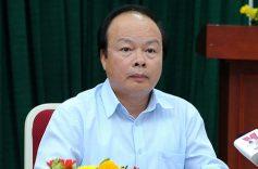 Thứ trưởng Tài chính Huỳnh Quang Hải bị kỷ luật vì vi phạm đạo đức lối sống