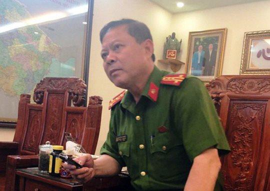 Cựu đại tá Nguyễn Chí Phương