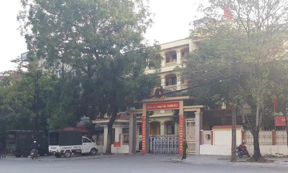 Vì sao cựu Trưởng Công an thành phố Thanh Hóa Nguyễn Chí Phương chưa bị bắt?