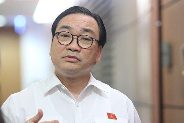 Bí thư thành ủy Hà Nội Hoàng Trung Hải thời kỳ đảm nhiệm chức vụ Phó Thủ tướng