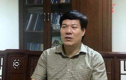 Bắt ông Nguyễn Nhật Cảm Giám đốc Trung tâm Kiểm soát bệnh tật Hà Nội