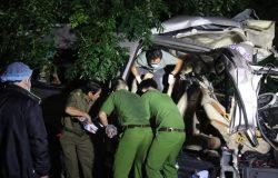 Danh tính các nạn nhân vụ tai nạn 8 người chết ở Bình Thuận