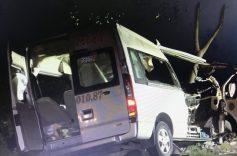 Vụ tai nạn 8 người chết ở Bình Thuận: Đang xác minh ai lái xe khách!