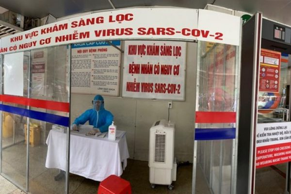 Bác thông tin Bệnh viện Bạch Mai có ca mắc Covid-19