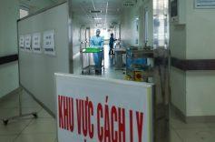 Bộ Y tế công bố 18 ca mắc Covid-19, trong đó có 17 ca lây nhiễm trong cộng đồng