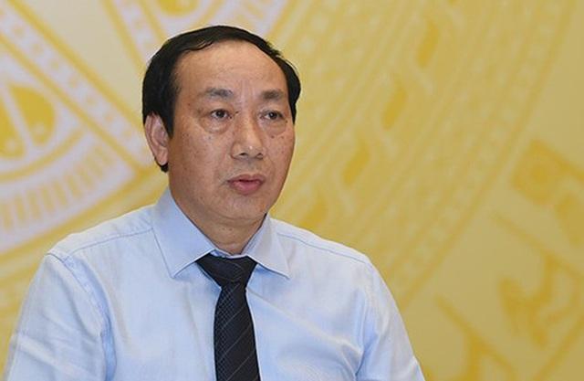 Cựu Thứ trưởng Bộ GTVT Nguyễn Hồng Trường bị bắt