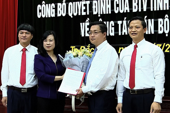 Điều động ông Nguyễn Nhân Chinh làm PGĐ Sở LĐTB&XH tỉnh Bắc Ninh
