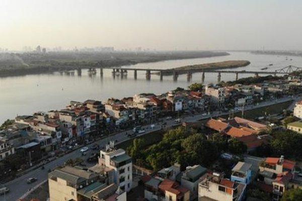 Hà Nội định hướng phát triển hai bên bờ sông Hồng