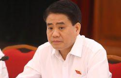 Những nốt thăng, trầm trong sự nghiệp của ông Nguyễn Đức Chung