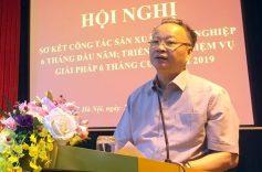Phó chủ tịch thường trực Nguyễn Văn Sửu thay ông Nguyễn Đức Chung điều hành UBND TP Hà Nội