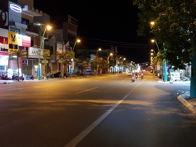 Thành phố Đông Hà, Quảng Trị bắt đầu thực hiện giãn cách xã hội 15 ngày