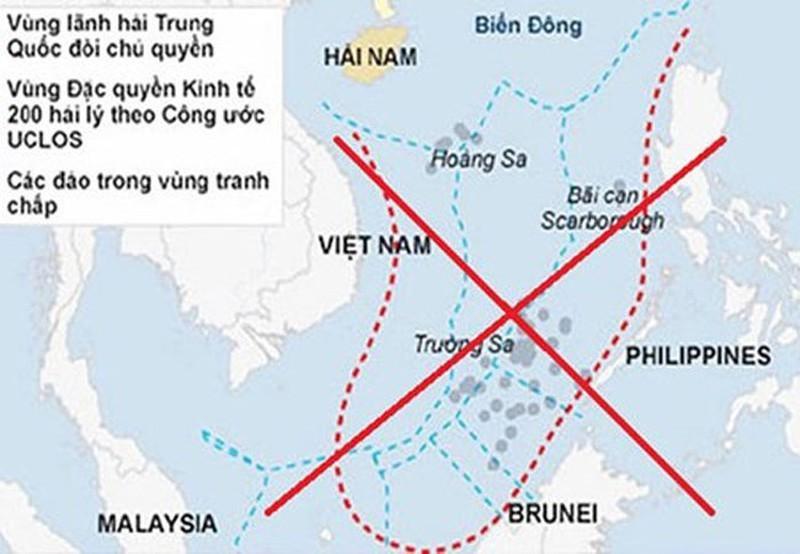 Việt Nam kiên quyết phản đối Trung Quốc đưa tàu chiến, máy bay ra Trường Sa